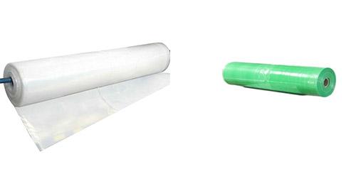 Folie uz general verde transparenta